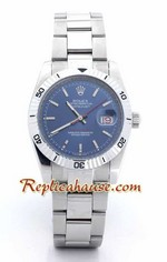 Rolex Datejust Turn O Graph Swiss Watch 2