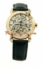 Vacheron Constantin Skeleton Round Replica Watch 01<font color=red>หมดชั่วคราว</font>